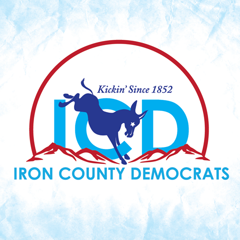 Iron County Utah Democrats Logo
