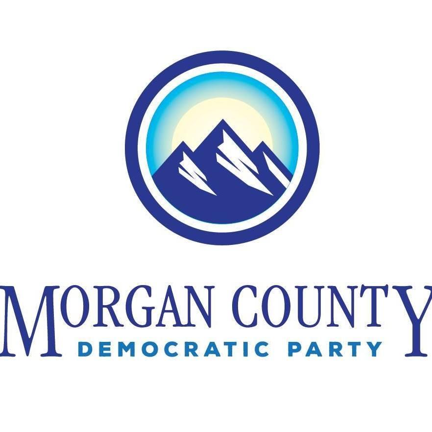 Morgan County Utah Democrats Logo