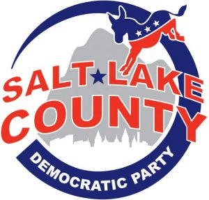 Salt Lake County Democrats Logo
