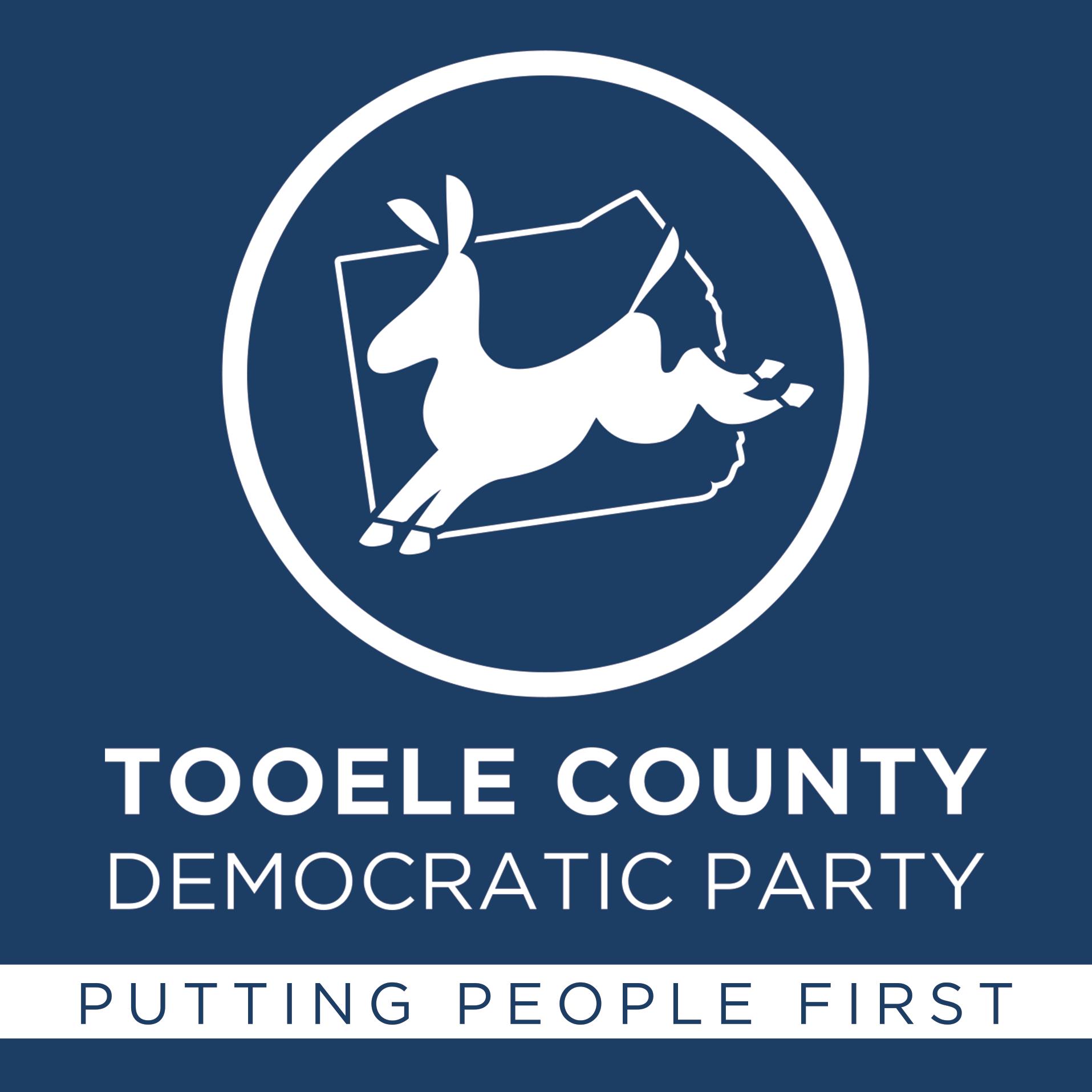 Tooele County Democrats Logo