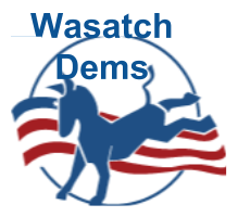 Wasatch County Utah Democrats Logo