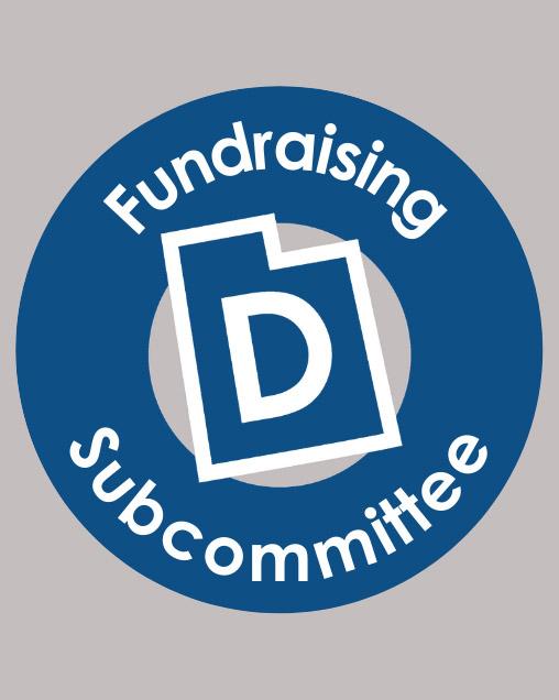 Fundraising Committee Utah Democrats logo