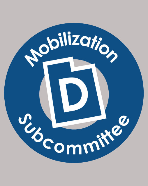 Mobilization Committee Utah Democrats logo