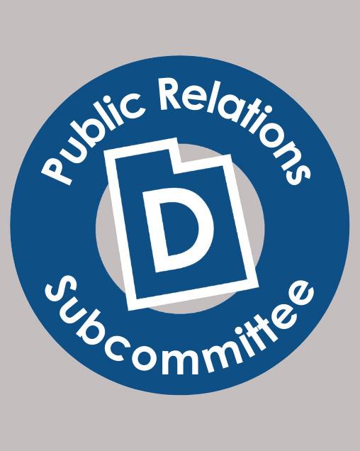 Utah Democrats Public Relations logo