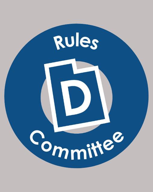 Utah Democrats Rules Committee logo